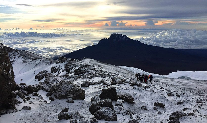 How long does it take to climb Mount Kilimanjaro