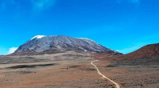 Kilimanjaro climb from August 07, 2016