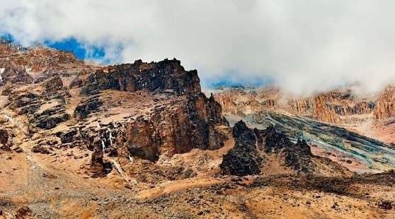 Kilimanjaro climb from August 12, 2015